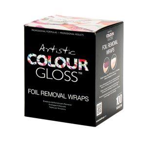 Soak Off Removal Foils
