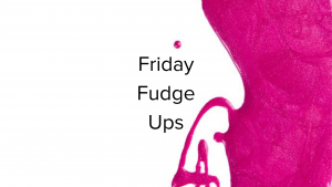 What To Do When You Flood Your Acrylic Nail {Friday Fudge Ups}