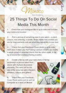 25 Things To Do on Social Media This Month